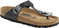 Birkenstock Gizeh Magic Galaxy Black Soft Footbed