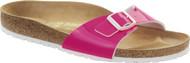Birkenstock Madrid Neon Pink Patent