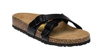 Women's Viking Portland Laser Black Sandal