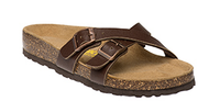 Women's Viking Portland Laser Brown Sandal