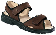 Men's Finn Comfort Sandal Colorado Buggy Havana/Black
