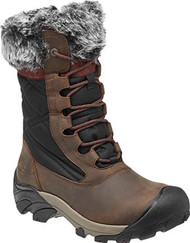 Women's Keen Hoodoo III Brown Winter Boot