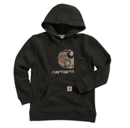 Kids' Carhartt Big Camo C Sweatshirt