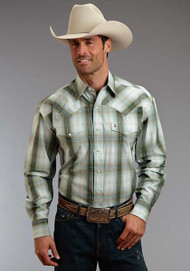 Men's Stetson Hunter's Plaid Longsleeve Shirt