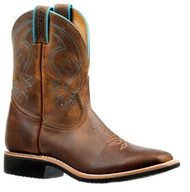 Women's Boulet Square Toe Roper