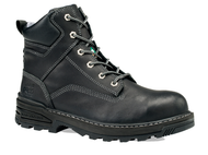 "Men's Timberland PRO 6"" Black Resistor CSA Safety Boot"
