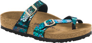 Birkenstock Mayari Shiny Snake Multi-Colour