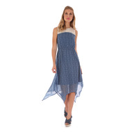 Women's Wrangler Sleeveless Dress with Crochet
