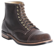 Canada West Boots W.M. Moorby Lace Up
