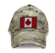 Farm Boy Canada Flag Digi Camo Hat