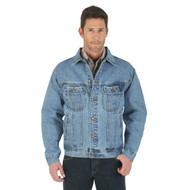 Wrangler Rugged Wear Denim Jacket