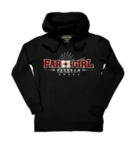 "Women's Farm Girl ""Freedom"" Canada Hoodie"
