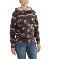 Women's Carhartt Force Extremes Printed Camo Sweatshirt