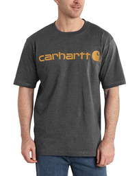 Men's Carhartt Short-Sleeve Logo T-Shirt