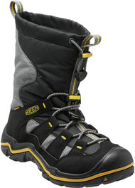 Kid's Keen Winterport II WP Black/Gargoyle
