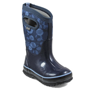 Kid's Bogs Classic Insulated Rain Dark Blue Rated -34C