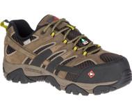 Men's Merrell Work Ridgepass Bolt Mid Waterproof CSA Work Shoe