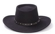 Stetson Black Hawk Gambler Outdoor Hat