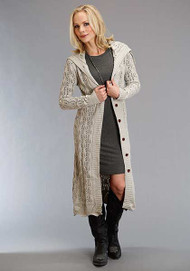 Women's Stetson Knit Sweater Duster