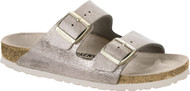 Birkenstock Arizona Washed Metallic Rose Gold