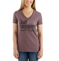 "Women's Carhartt ""Camp Carhartt"" T-Shirt"