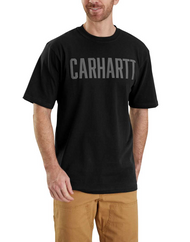 Men's Carhartt Graphic Block Logo T-Shirt