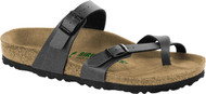 Birkenstock Mayari *Vegan* Pull-up Anthracite