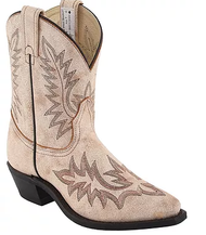 "Women's Canada West Bone 6"" Shortie Western Boot"
