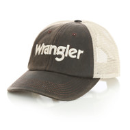 Wrangler Baseball Cap Brown/Tan