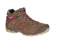 Women's Merrell Chameleon 7 Mid Waterproof Hiking Boot