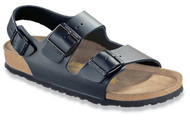 Birkenstock Milano Sandal Black Leather