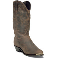 Women's Durango Brown Slouch Boot