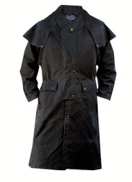 Outback Trading Oilskin Duster Coat