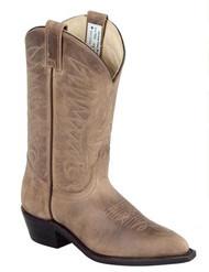 Women's Canada West 7623 Brown Western Boot