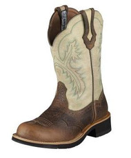 Women's Ariat ShowBaby Brown Boot