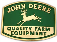 Montana Silversmiths John Deere Equipment Attitude Buckle