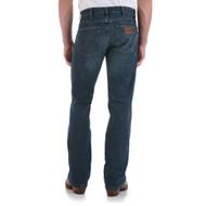 Wrangler Men's  Retro Slim Fit River Wash Jeans