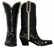 Women's Liberty Boot Co. Flore Chale Cowboy Boot