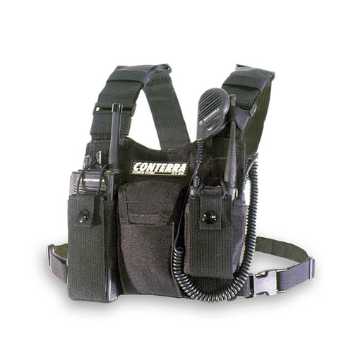 Conterra Double Adjusta-Pro Radio Chest Harness