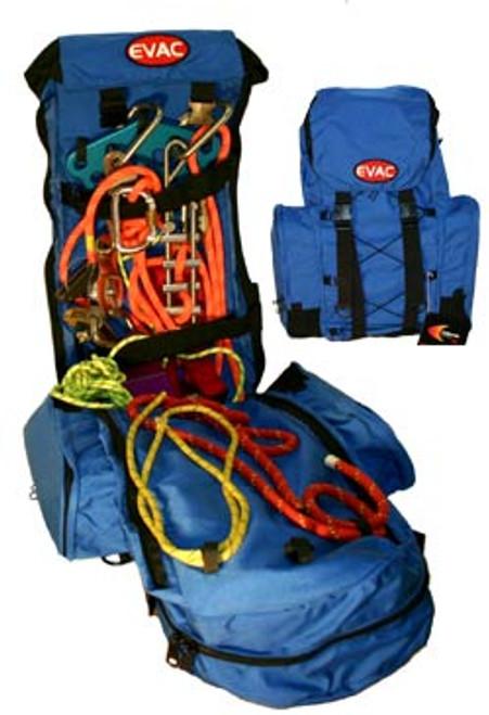 Evac Systems Pre-Rig Back Pack