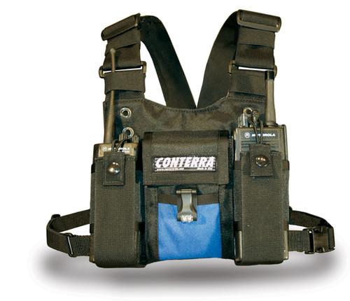 Conterra Double Adjusta-Pro II Radio Chest Harness