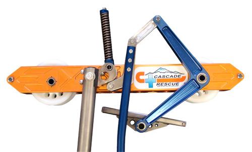 Cascade Rescue Cable Glider