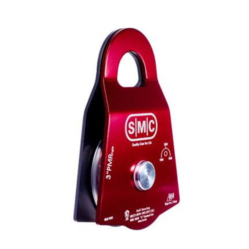 "SMC 3""  Single and Double PMP Pulley NFPA"