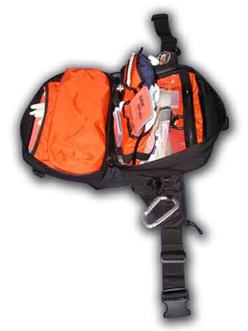Cascade Rescue Ultra Classic Patroller First Aid Belt Series - Max