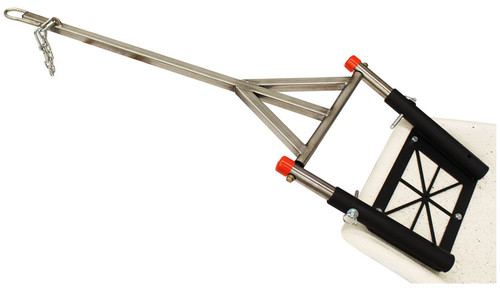 Model 350 Extreme - Snowmobile Tow Bar