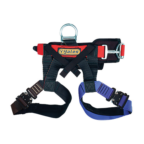 Victim Rescue Seat Harness