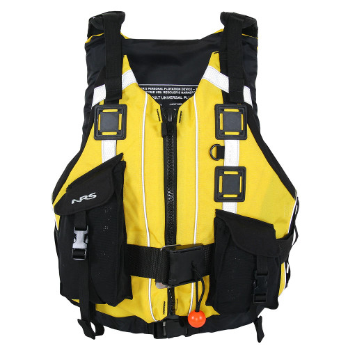 NRS  Rapid Rescuer PFD (Yellow)