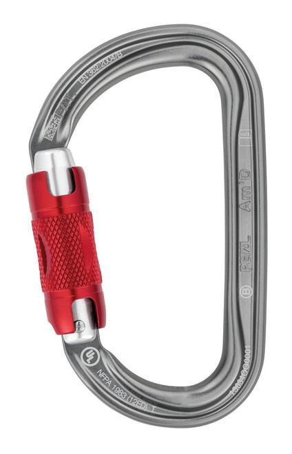 Petzl AM'D Twist Lock Carabiner