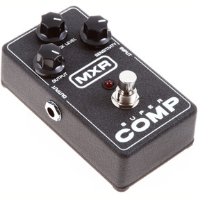 MXR M132 Super Comp Compressor Effects Pedal (M132)