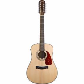 Fender CD-160SE 12-String Acoustic Electric Guitar, Natural (Refurbished) (CD-160SE)